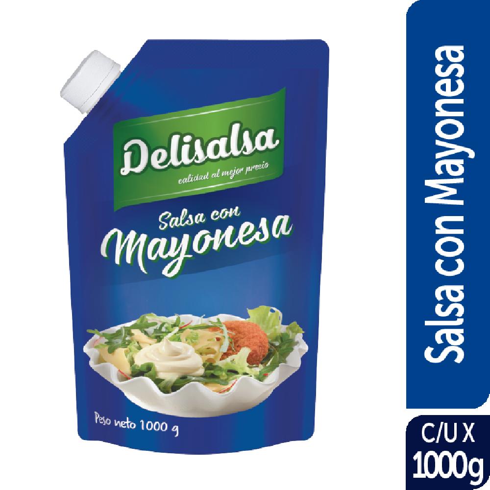Mayonesa Delisalsa 1kg