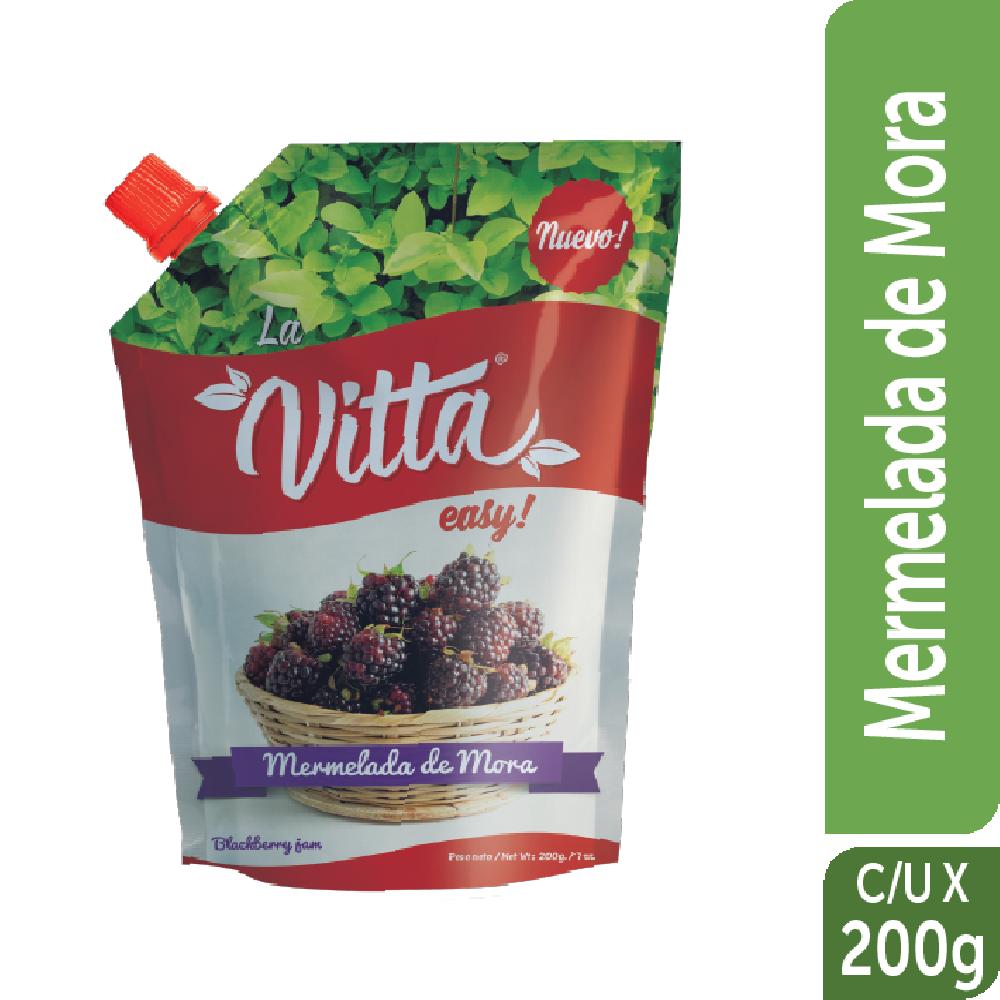 Mermelada la Vitta 200g doypack