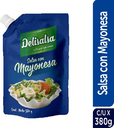 Mayonesa Delisalsa 380g